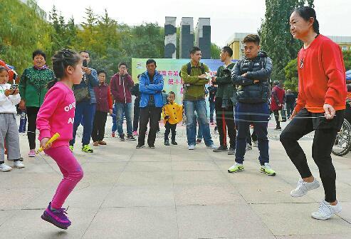 打造国际医疗康养名城 济南体育在行动